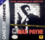 GBA - Max Payne (front)