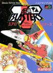 Mega Drive - Aero Blasters (front)