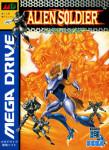 Mega Drive - Alien Soldier (front)