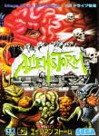 Sega Mega Drive - Alien Storm (front)