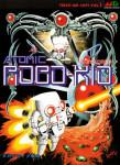 Mega Drive - Atomic Robo Kid (front)
