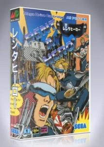 Mega Drive - Rent A Hero