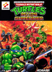 Mega Drive - Teenage Mutant Ninja Turtles: Return of the Shredder (front)