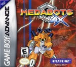 GBA - Medabots AX Metabee Ver. (front)