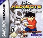 GBA - Medabots Rokusho Silver (front)