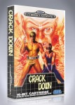 Mega Drive - Crack Down