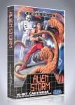 Mega Drive - Alien Storm