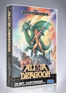 Mega Drive - Alisia Dragoon