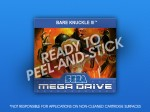 Mega Drive - Bare Knuckle III Label