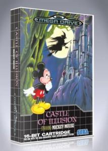 Sega Mega Drive - Castle of Illusion: Starring Mickey Mouse