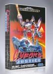 Mega Drive - Cyborg Justice