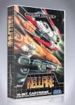 Sega Mega Drive - Hellfire