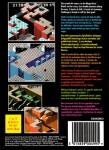 Sega Mega Drive - Marble Madness (back)