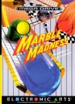 Sega Mega Drive - Marble Madness (front)