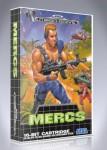 Mega Drive - Mercs