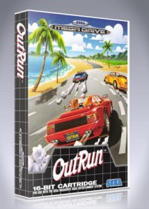 Mega Drive - Outrun