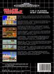 Mega Drive - Rolling Thunder 2 (back)