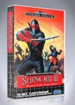 Sega Mega Drive - Shinobi III: Return of the Ninja Master