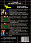 Mega Drive - Side Pocket (back)
