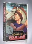 Mega Drive - Sword of Vermilion