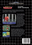 Mega Drive - Sword of Vermilion (back)