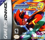 GBA - MegaMan Zero 3 (front)