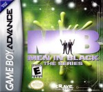 GBA - Men in Black The Series (front)