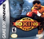 GBA - Mike Tyson Boxing (front)