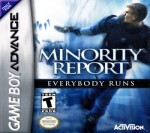 GBA - Minority Report (front)