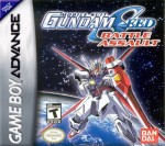 GBA - Mobile Suit Gundam Seed: Battle Assault (front)