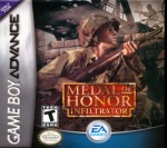 GBA - Medal of Honor Infiltrator (front)
