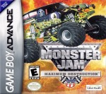 GBA - Monster Jam Maximum Destruction (front)