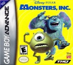 GBA - Disney/Pixar: Monsters, Inc. (front)