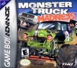 GBA - Monster Truck Madness (front)