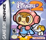 GBA - Mr. Driller 2 (front)