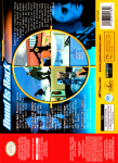N64 - 007: The World Is Not Enough (back)