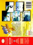 N64 - 1080 Snowboarding (back)