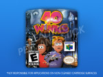 N64 - 40 Winks Label