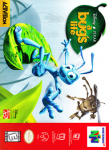 N64 - A Bug's Life (front)