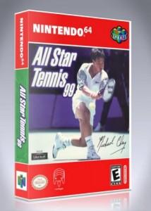 N64 - All Star Tennis 99