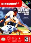 N64 - All-Star Baseball 2000 (front)