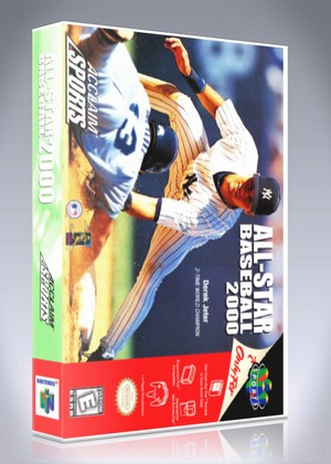 N64 - All-Star Baseball 2000