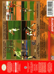 N64 - All-Star Baseball 2001 (back)
