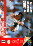 N64 - All-Star Baseball 2001 (front)
