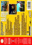 N64 - All-Star Baseball '99 (back)