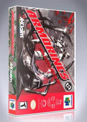 N64 - Armorines