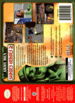 N64 - Army Men Sarge's Heroes 2 (back)