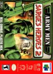 N64 - Army Men Sarge's Heroes 2 (front)