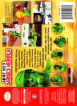 N64 - Army Men: Sarge's Heroes (back)