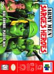N64 - Army Men: Sarge's Heroes (front)